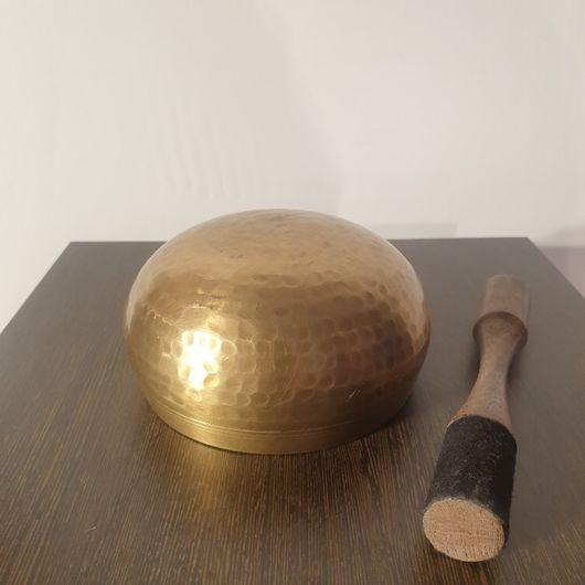 Machine Made Singing Bowl