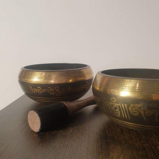Machined Singing Bowl