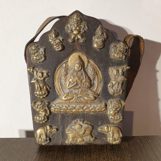 Tibetan Religious Amulet